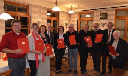 SPD Aichach - Ehrungsabend am 2016-09-23