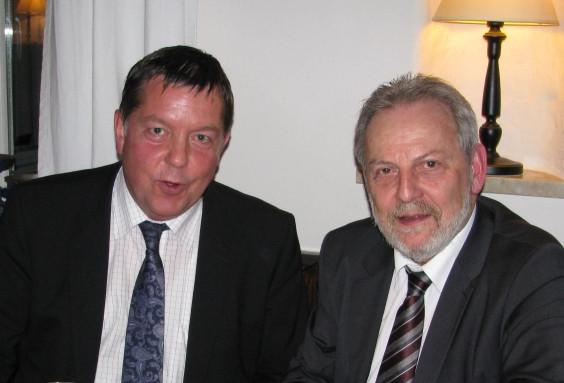 Ronald Kraus und Klaus Habermann