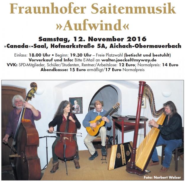 Fraunhofer Saitenmusik 1